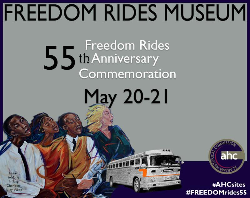 Freedom Rides Anniversary Commemoration