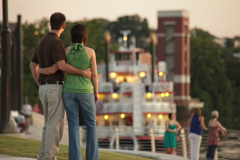 Riverwalk | Fun Things To Do in Alabama | Montgomery Alabama