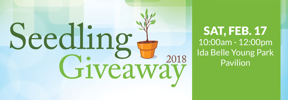 Ninth Annual Seedling Giveaway