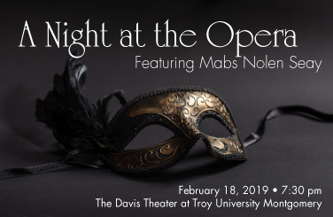 Montgomery Symphony Orchestra Presents A Night at the Opera