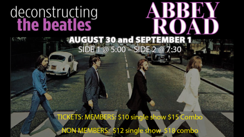 Deconstructing the Beatles Abbey Road