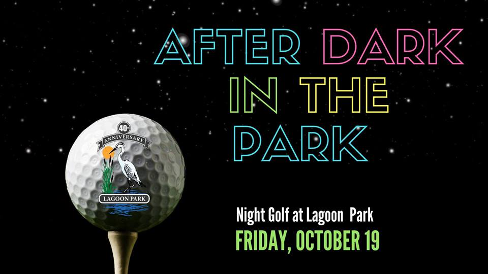 After Dark in the Park - a Night Glow Golf Tournament