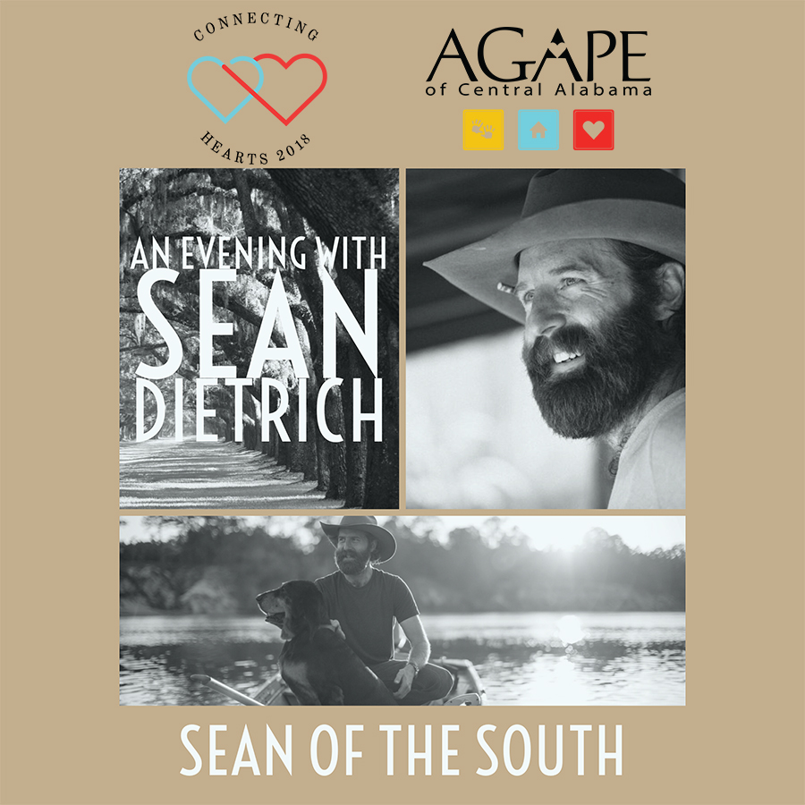 The 4th Annual Connecting Hearts event with special guest Sean Dietrich (Sean of the South)