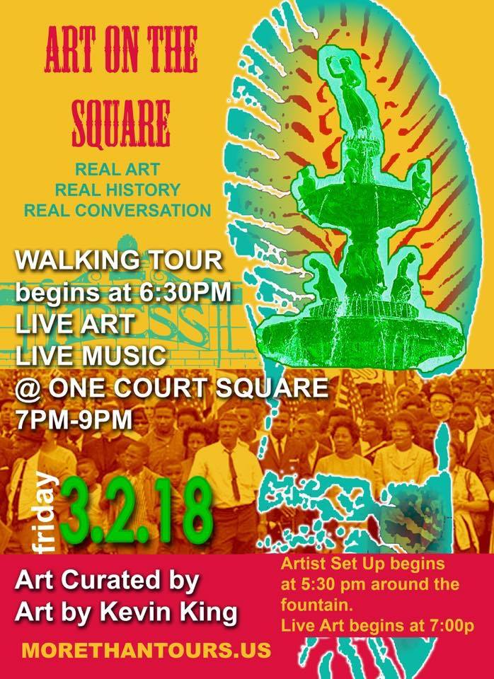 Art On The Square 2018