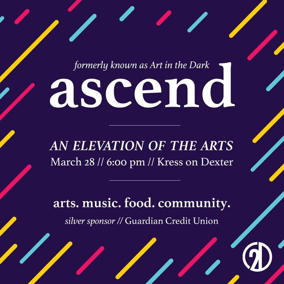 Ascend // Elevation of the Arts