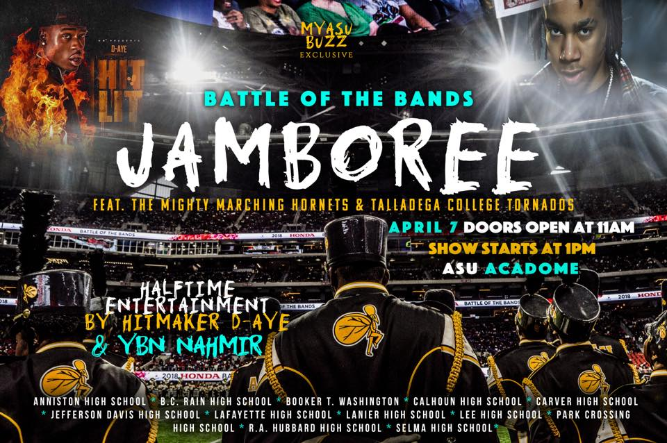 Battle of the Bands Jamboree