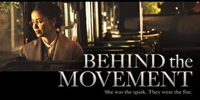 Behind the Movement Movie Screening