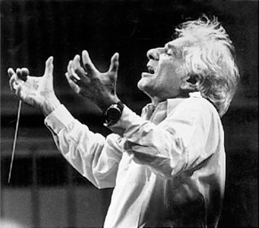 LEONARD BERNSTEIN presented by The Montgomery Chorale