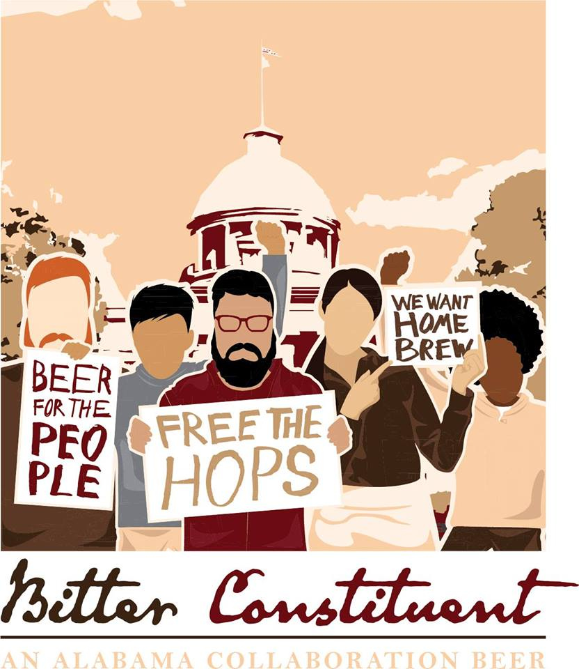 Bitter Constituent Beer Release Party