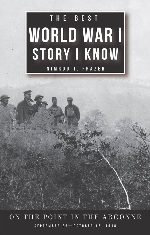 "Book Talk: ""The Best WWI Story I Know"" By Rod Frazer"