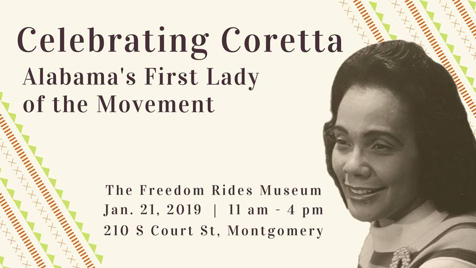 Celebrating Coretta: Alabama's First Lady of the Movement