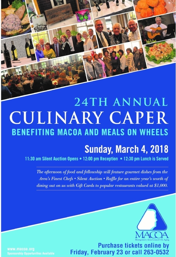 24th Annual Culinary Caper