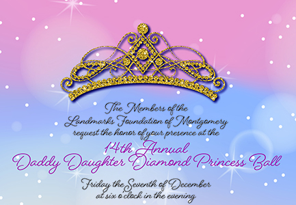 14th Annual Daddy Daughter Diamond Princess Ball 2018