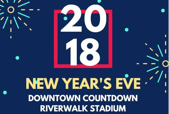 Downtown Countdown: New Year's Eve Celebration