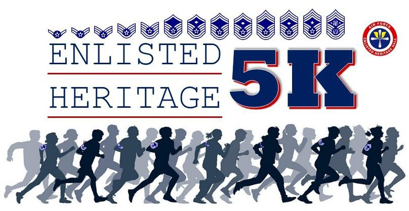 19th Annual Enlisted Heritage 5K