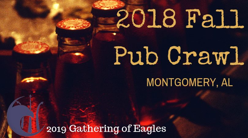 2018 Fall Pub Crawl
