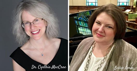 Four-Hand Piano Concert: Dr. Cynthia MacCrae & Lesye Ames