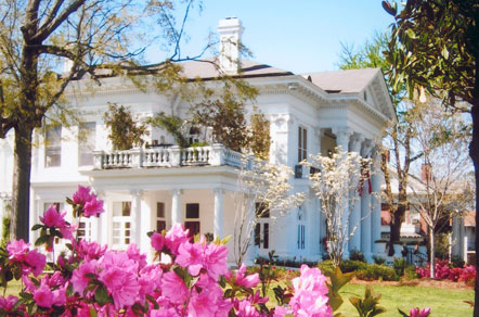 Governor S Mansion Montgomery Alabama Convention