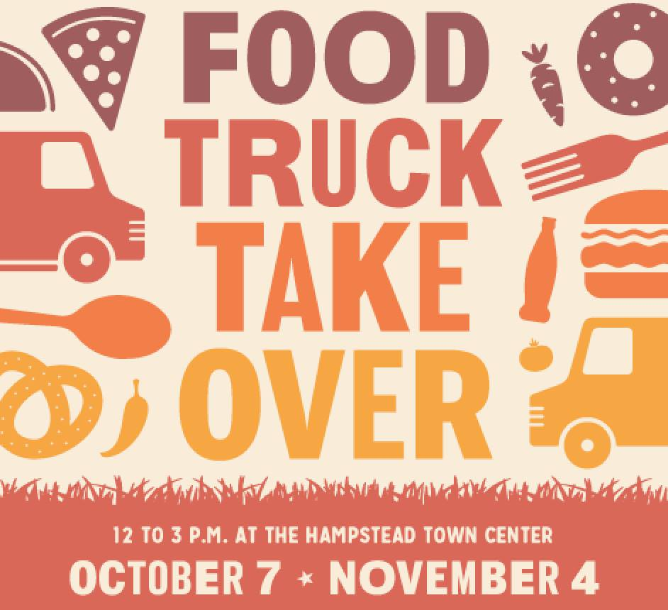 Hampstead Fall Food Truck Takeover!