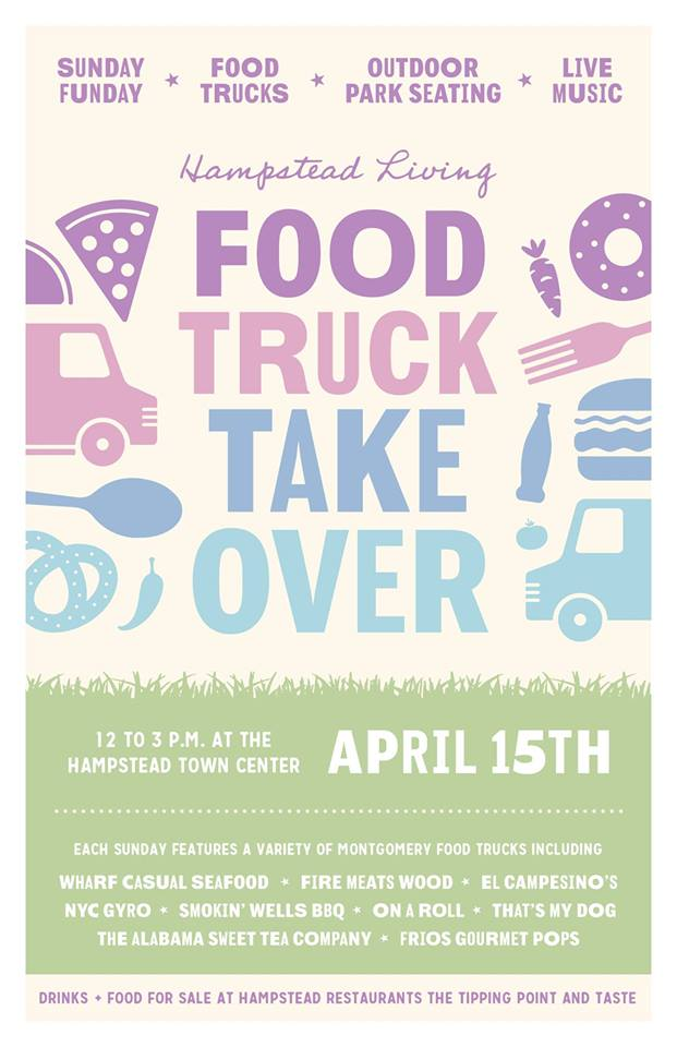 Hampstead Food Truck Takeover