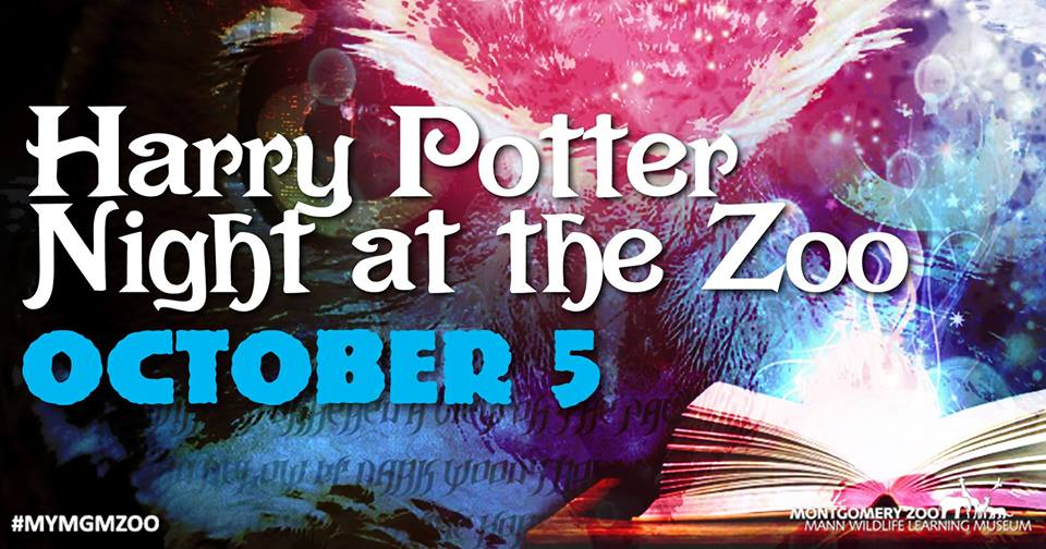 Harry Potter Night at the Zoo