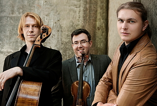 Montgomery Chamber Music Organization Presents: Hermitage Piano Trio