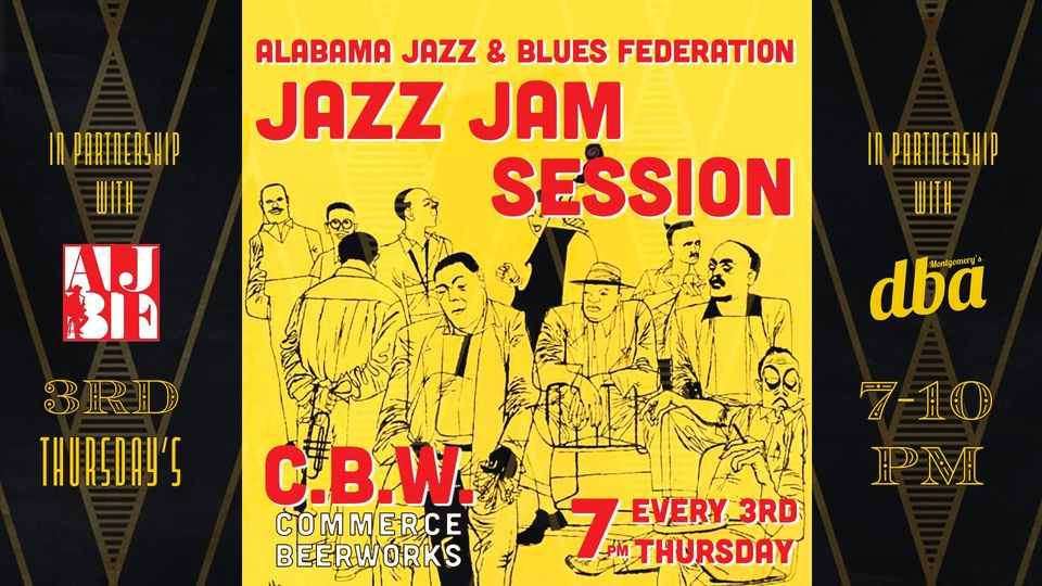 AJBF Jazz Jam Session