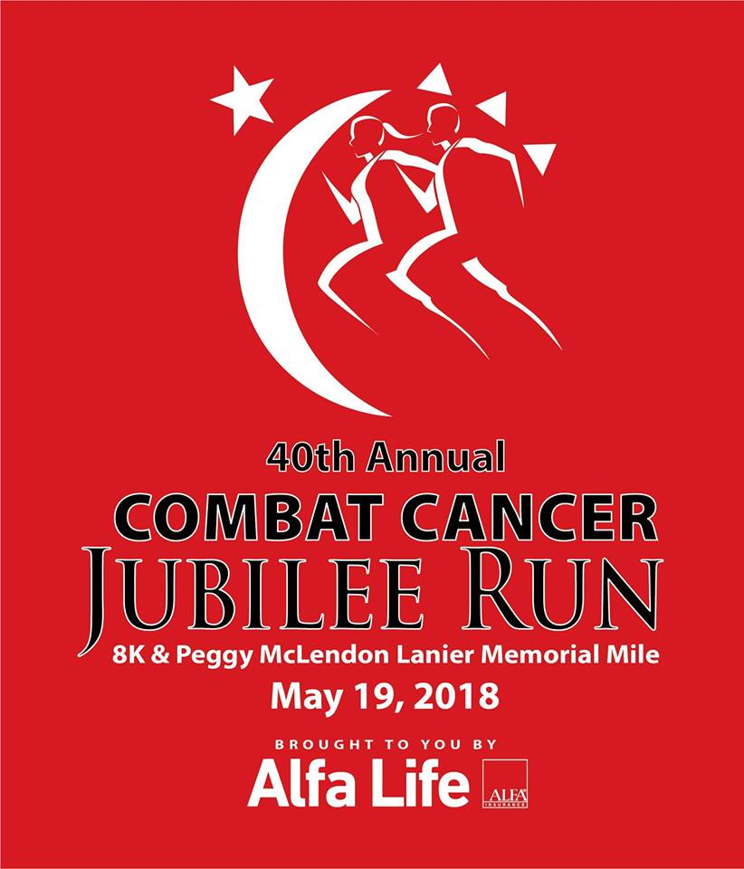 40th annual jubilee run for cancer