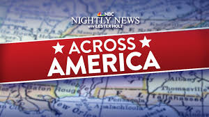 "Nightly News with Lester Holt ""Across America"""