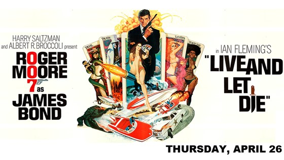 Live and Let Die at the Capri