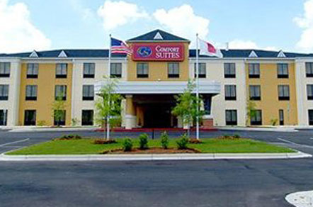 comfort suites montgomery airport south montgomery