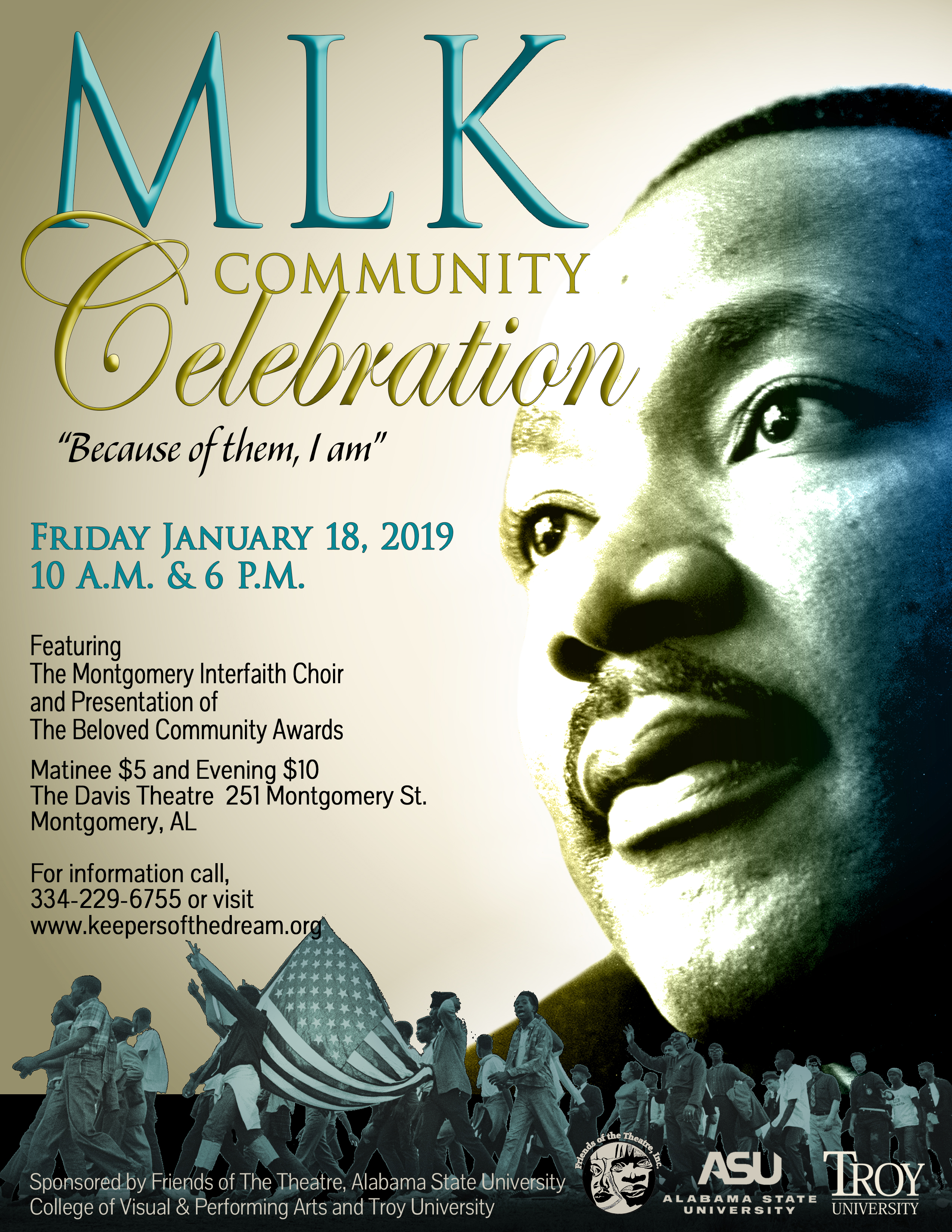 5th Annual Martin Luther King Jr. Citywide Celebration