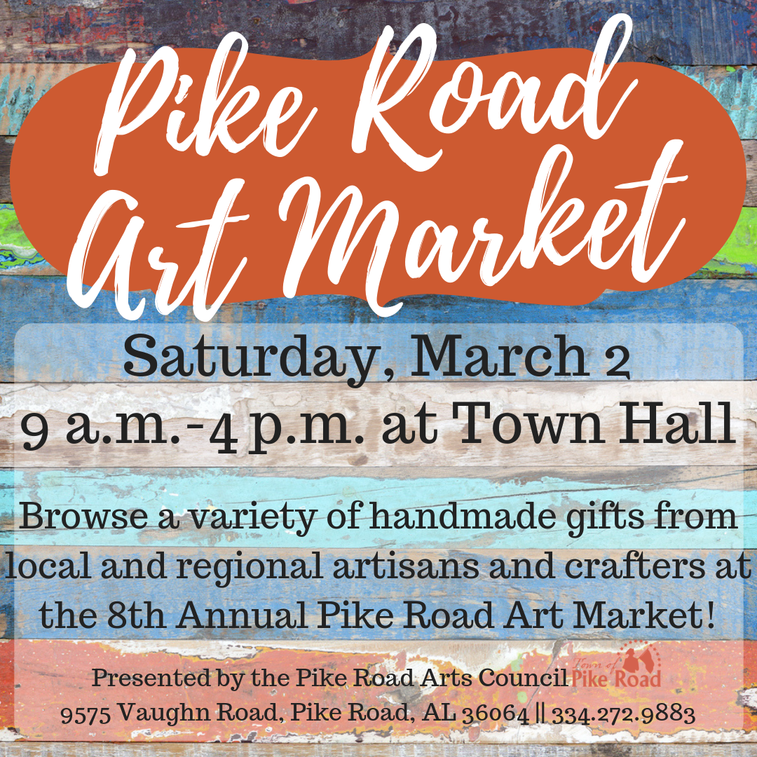 Pike Road Art Market