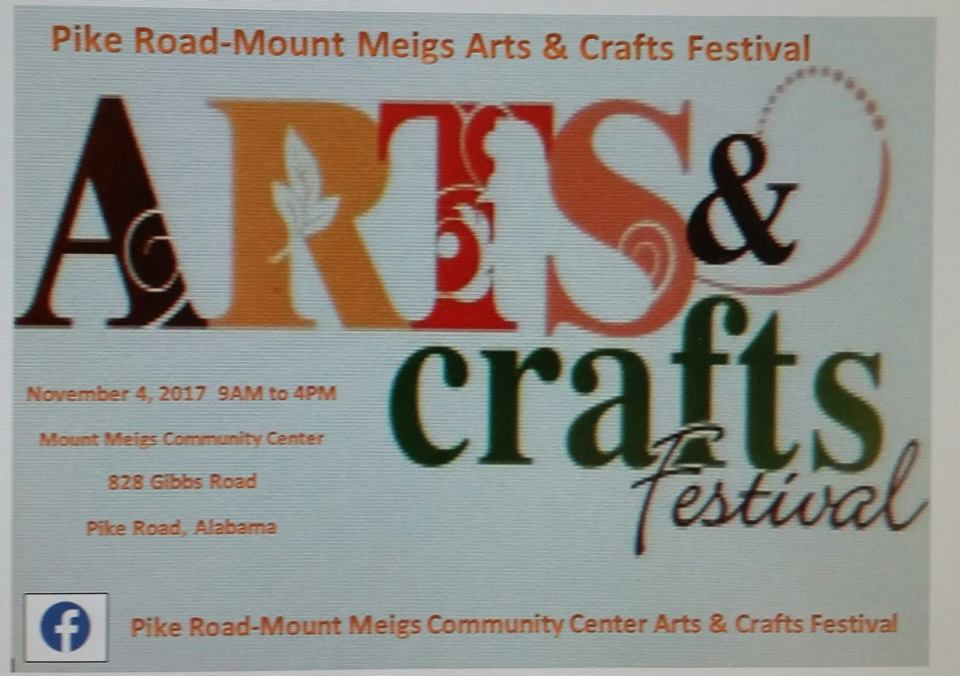 Pike Road Arts And Crafts Festival