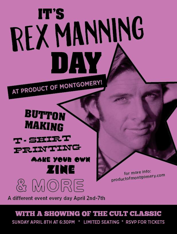 rex manning day - photo #19