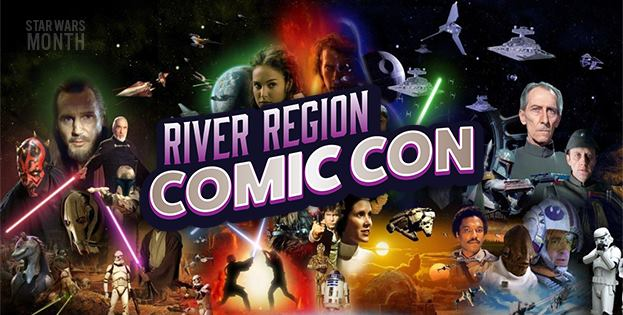 River Region Comic Con
