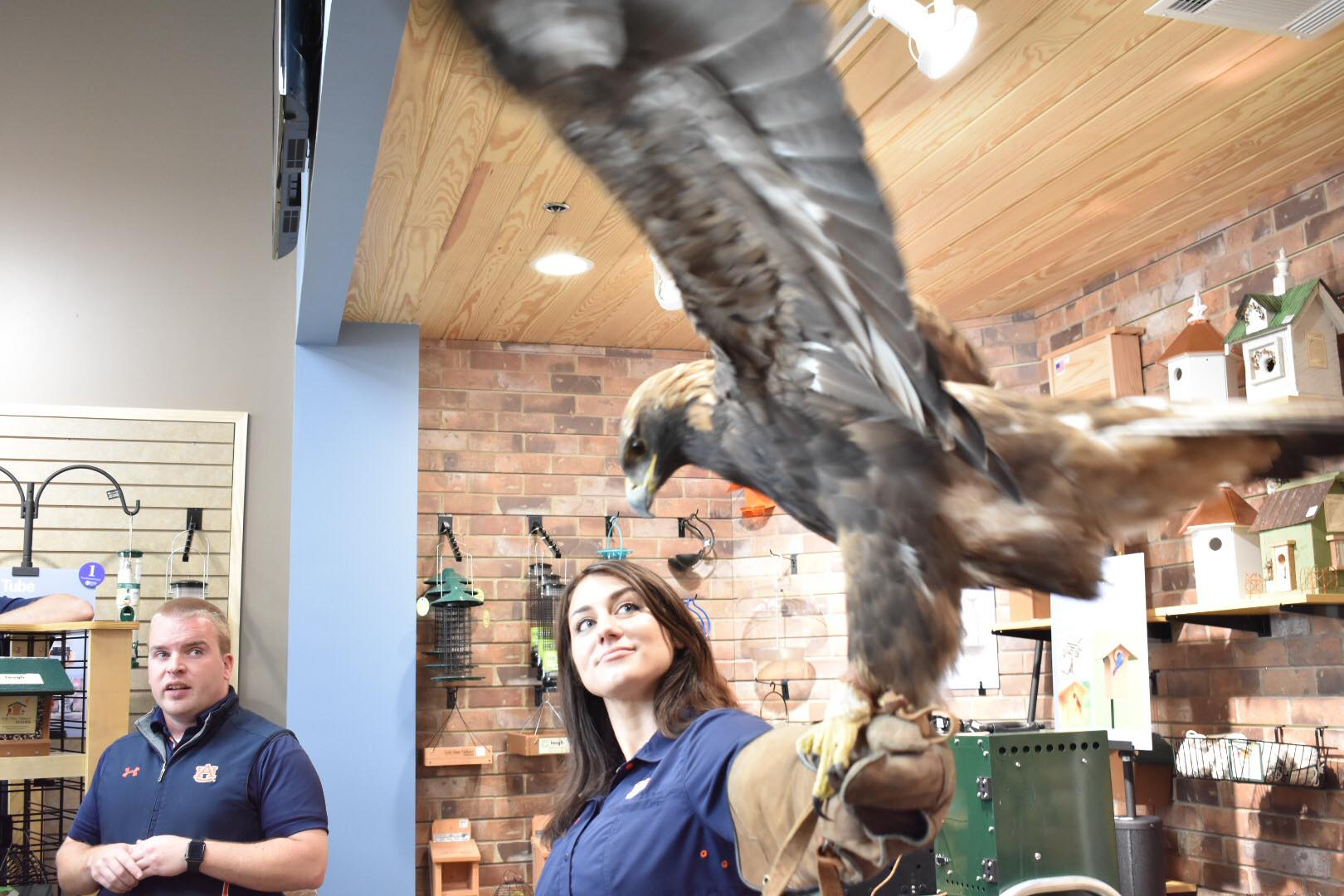 Southeastern Raptor Center Presentation