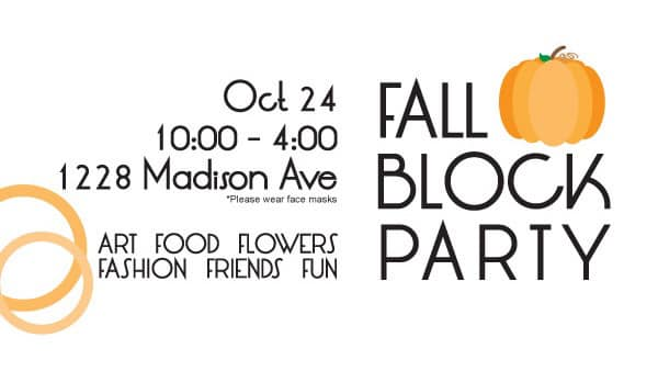 Fall Block Party - Southern Art & Makers Collective