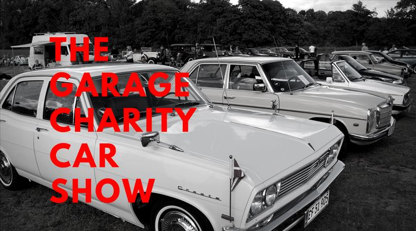 The Garage Charity Car Show