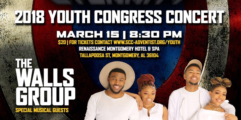 South Central Conference of Seventh-Day Adventist Youth Congress Concert