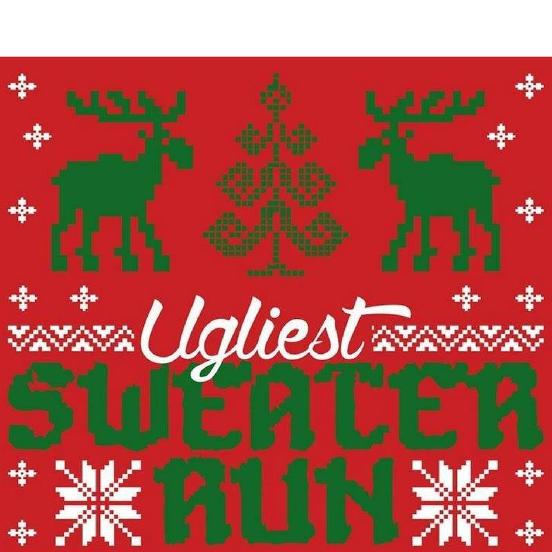 Ugliest Sweater Fun Run