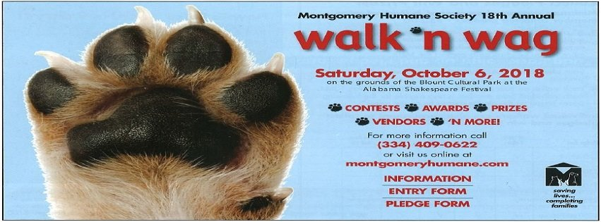 18th Annual Walk n Wag