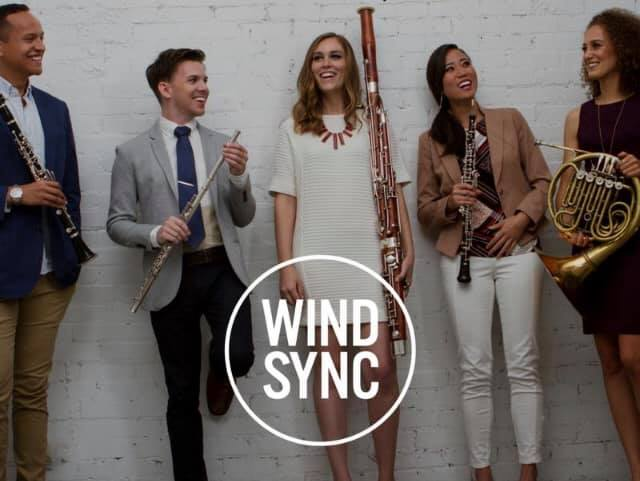 Wind Down Downtown with Windsync