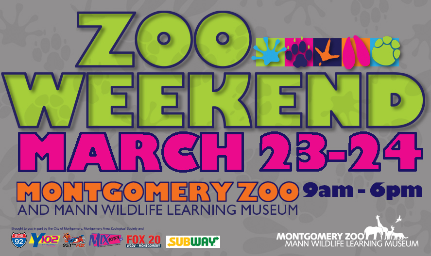 Zoo Weekend 2019