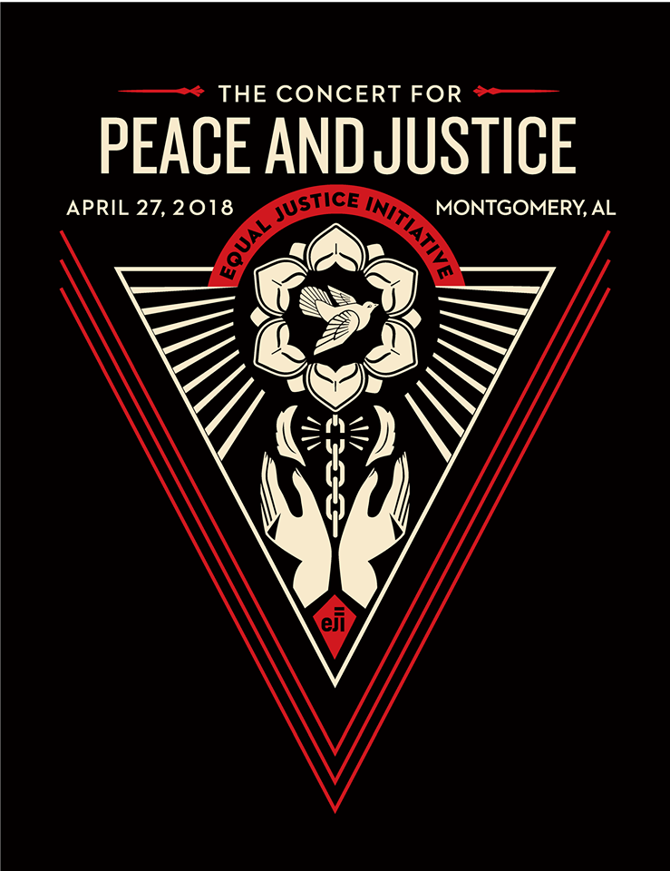 The Concert for Peace and Justice