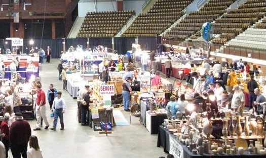 The 48th Annual Montgomery Gem, Mineral & Jewelry show